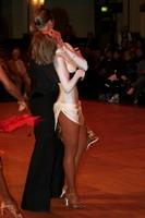 Cedric Meyer & Angelique Meyer at Blackpool Dance Festival 2005