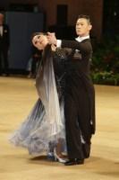 Chen Xiangyu & Jiao Yuehan at UK Open 2019