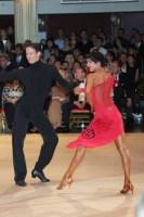 Darren Hammond & Milla Lykke at Blackpool Dance Festival 2018