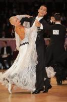 Daniele Gallaro & Kimberly Taylor at International Championships 2011