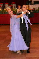 Daniele Gallaro & Kimberly Taylor at Blackpool Dance Festival 2005