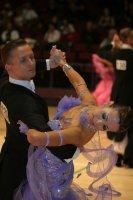 Daniele Gallaro & Kimberly Taylor at International Championships 2008