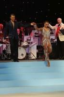 Dorin Frecautanu & Marina Sergeeva at UK Open 2019