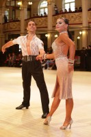 Cosimo Barra & Diana Sharipova at Blackpool Dance Festival 2018