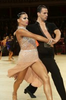 Cosimo Barra & Diana Sharipova at International Championships