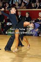 Eugene Katsevman & Maria Manusova at The International Championships