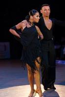 Eugene Katsevman & Maria Manusova at Czech Dance Open 2005