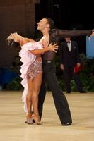 Eugene Katsevman & Maria Manusova at UK Open 2006