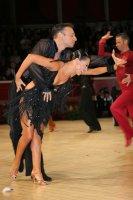 Eugene Katsevman & Maria Manusova at International Championships 2008