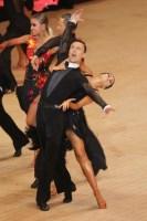 Gleb Chernyavsky & Maryna Steshenko at Blackpool Dance Festival 2018