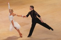 Francesco Garofalo & Magda Strzesnicka at Blackpool Dance Festival 2018