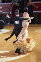 Marek Kosaty & Paulina Glazik at International Championships 2011