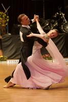 Marek Kosaty & Paulina Glazik at Czech Dance Open 2005