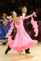 Marek Kosaty & Paulina Glazik at International Championships