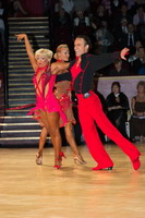 Alex Ivanets & Lisa Bellinger-Ivanets at International Championships 2005
