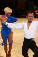 Alex Ivanets & Lisa Bellinger-Ivanets at UK Open 2006