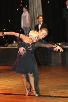Alex Ivanets & Lisa Bellinger-Ivanets at Universal 2008