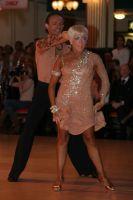 Alex Ivanets & Lisa Bellinger-Ivanets at Blackpool Dance Festival 2008