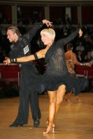 Alex Ivanets & Lisa Bellinger-Ivanets at International Championships 2008