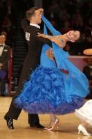 James Cutler & Virginie Primeau at International Championships 2015