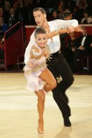 Massimo Arcolin & Laura Zmajkovicova at International Championships