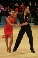 Massimo Arcolin & Laura Zmajkovicova at UK Open 2019