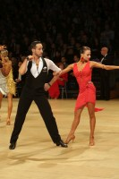 Massimo Arcolin & Laura Zmajkovicova at UK Open 2019