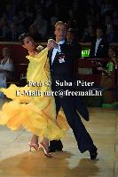 Andrea Zaramella & Letizia Ingrosso at The International Championships