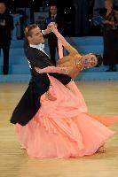 Andrea Zaramella & Letizia Ingrosso at UK Open 2006