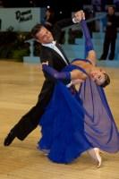 Andrea Zaramella & Letizia Ingrosso at UK Open 2008