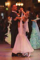 Andrea Zaramella & Letizia Ingrosso at Blackpool Dance Festival 2008