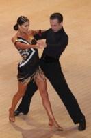 Alexander Chernositov & Arina Grishanina at Blackpool Dance Festival 2018