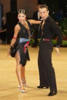 Alexander Chernositov & Arina Grishanina at UK Open 2019