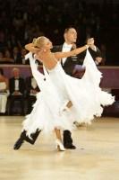 Rüdiger Homm & Katya Kanevskaya at International Championships