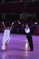 Anton Lam-Viri & Anastasiya Savinskaya at Blackpool Dance Festival 2015