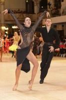 Sergiy Agvanyan & Darya Mazhova at Blackpool Dance Festival 2018