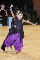 Alex Wei Wang & Roxie Jin Chen at UK Open 2011