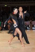 Alex Wei Wang & Roxie Jin Chen at International Championships 2011