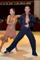 Alex Wei Wang & Roxie Jin Chen at Blackpool Dance Festival 2007