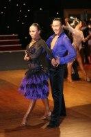 Alex Wei Wang & Roxie Jin Chen at Imperial 2008