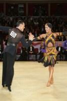 Aleksandr Altukhov & Cheyenne Murillo at International Championships