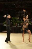 Aleksandr Altukhov & Cheyenne Murillo at International Championships
