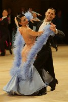 Valerio Colantoni & Monica Nigro at UK Open 2019