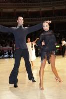 Sergey Sourkov & Agnieszka Melnicka at International Championships 2012