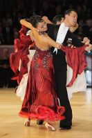 Shozo Ishihara & Toko Shibuya at International Championships 2009