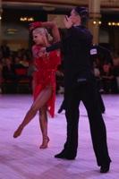 Tagyr Mansurov & Alexandra Kondrashova at
