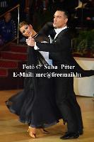 William Pino & Alessandra Bucciarelli at The International Championships