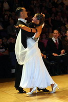 William Pino & Alessandra Bucciarelli at UK Open 2005