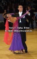 William Pino & Alessandra Bucciarelli at 50th Elsa Wells International Championships 2002