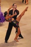 Nasko Gendov & Anna Lisova at Blackpool Dance Festival 2018